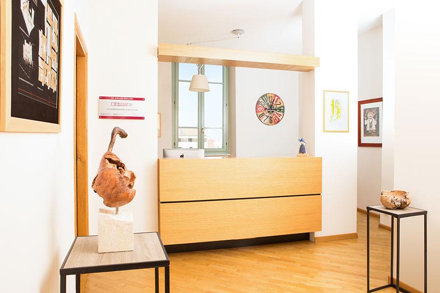 Studio Dentistico Stellino - Reception (3)